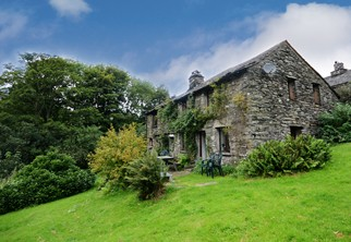 High Beckside Cottage for 7 in the Lake District
